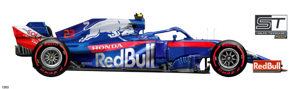 F1 | GP Russia 2019: Racing Point, Williams, Renault, Toro Rosso 7