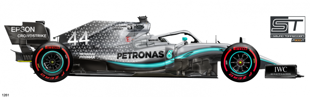 F1 | GP Austria 2019: Mercedes, Ferrari, Red Bull 1