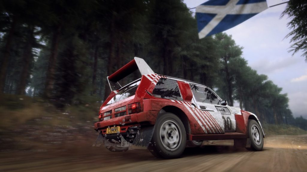 Colin McRae rivive su Dirt Rally 2.0 17