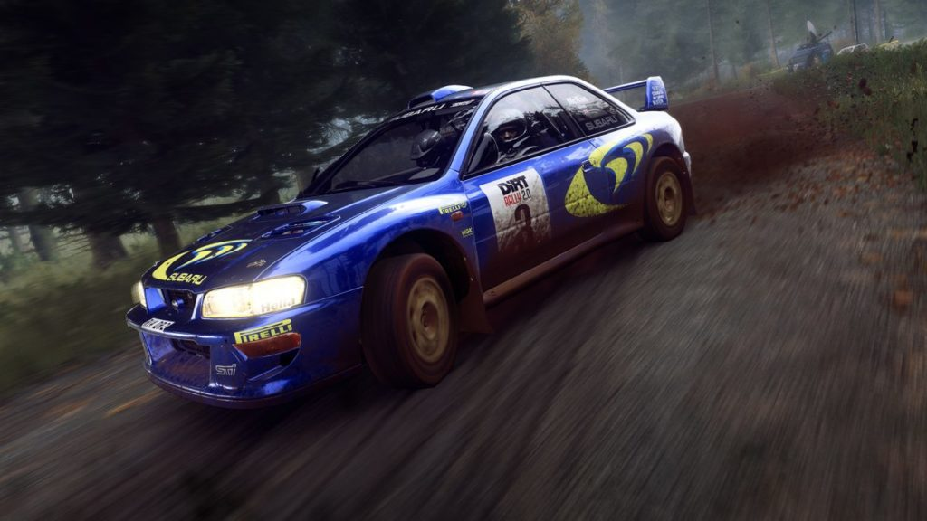 Colin McRae rivive su Dirt Rally 2.0 15