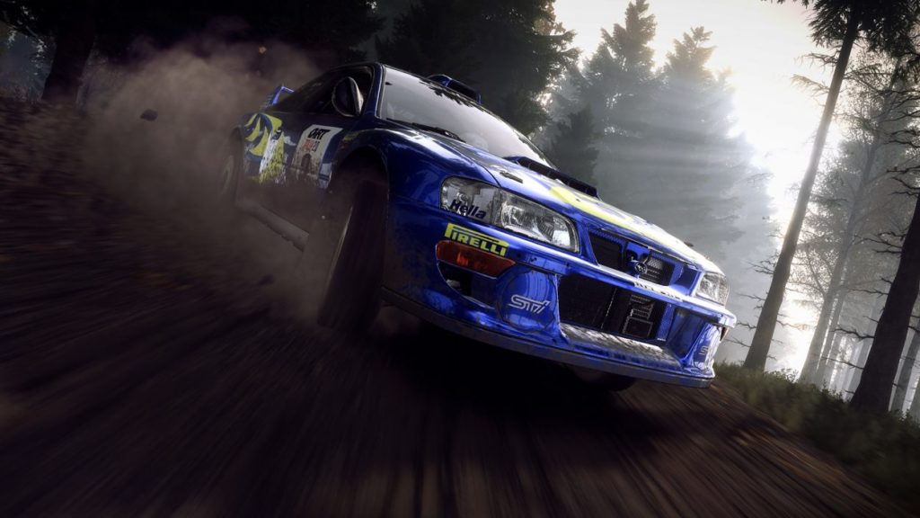 Colin McRae rivive su Dirt Rally 2.0 14