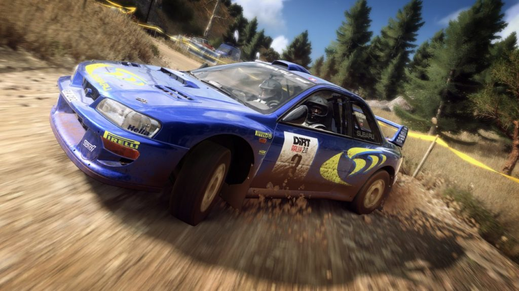 Colin McRae rivive su Dirt Rally 2.0 13