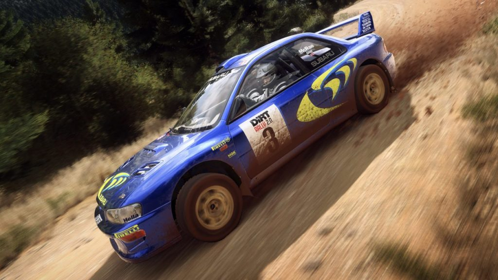 Colin McRae rivive su Dirt Rally 2.0 12