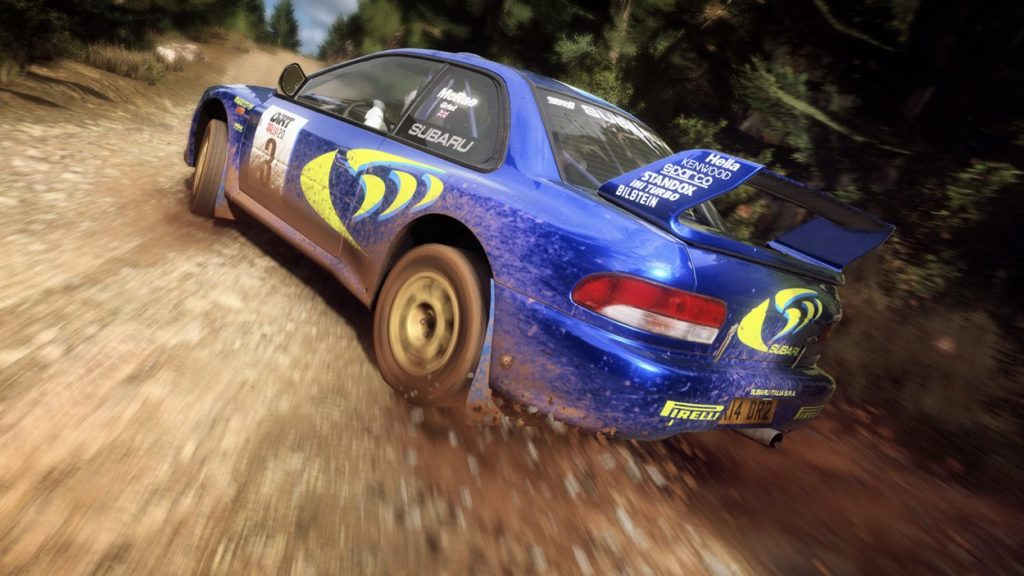 Colin McRae rivive su Dirt Rally 2.0 10