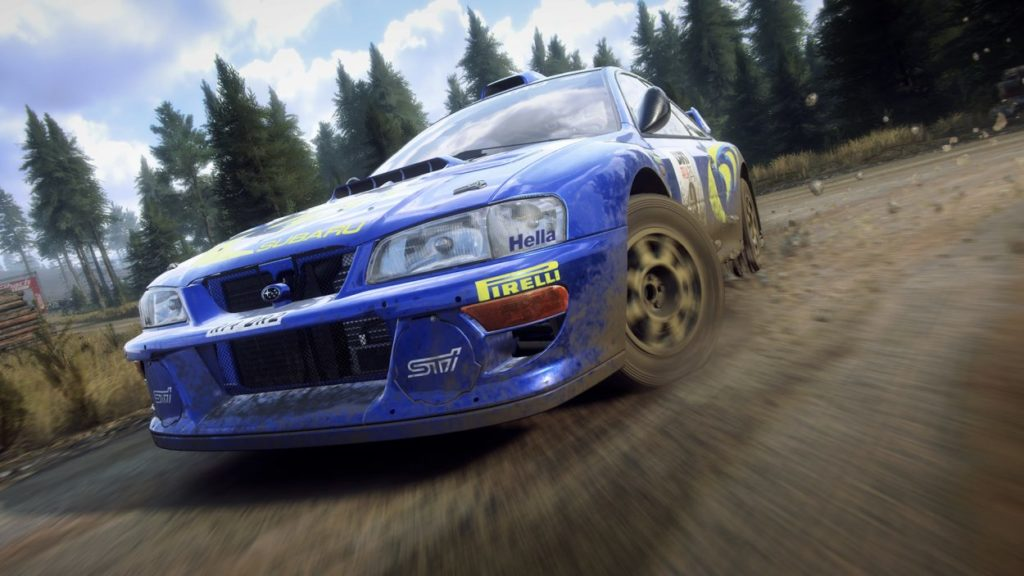 Colin McRae rivive su Dirt Rally 2.0 9