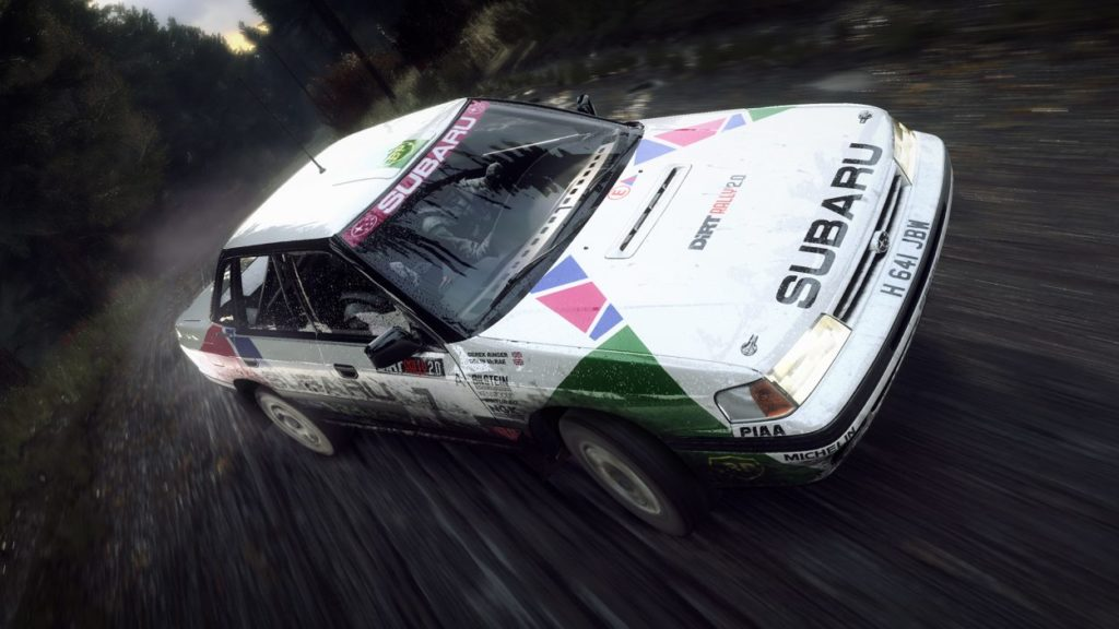 Colin McRae rivive su Dirt Rally 2.0 5