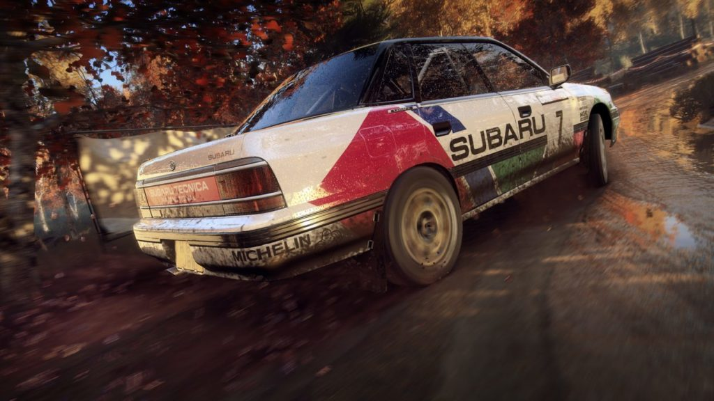 Colin McRae rivive su Dirt Rally 2.0 3
