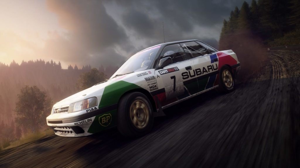 Colin McRae rivive su Dirt Rally 2.0 1