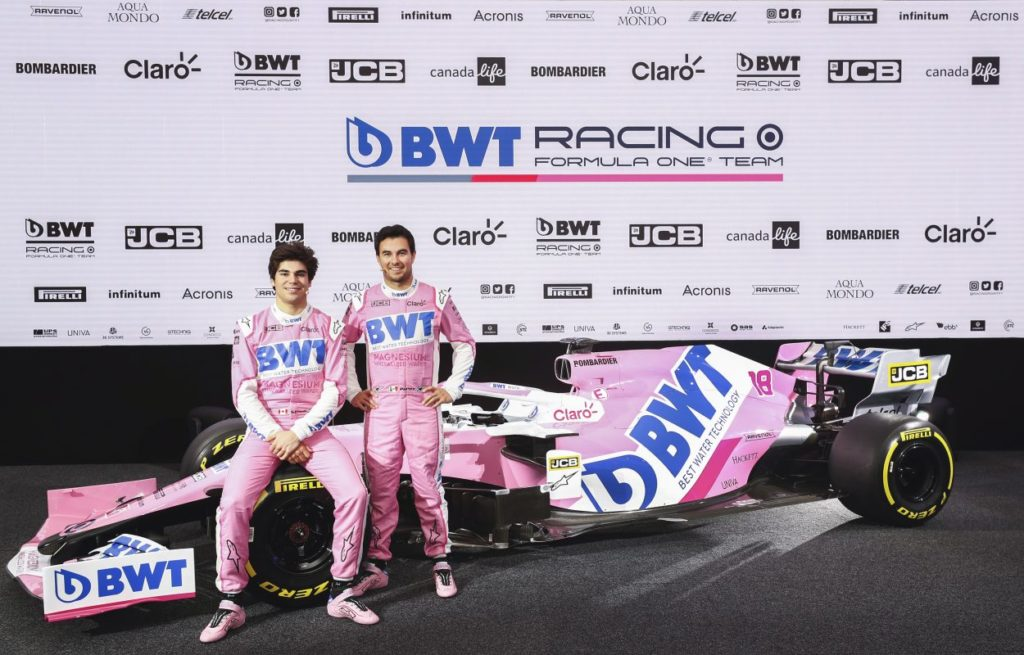 GALLERY | Racing Point RP20 5