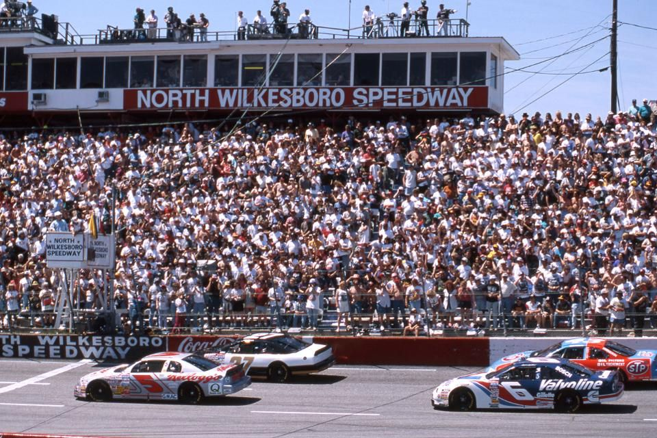 NASCAR | Texas 1997: un debutto disastroso 1