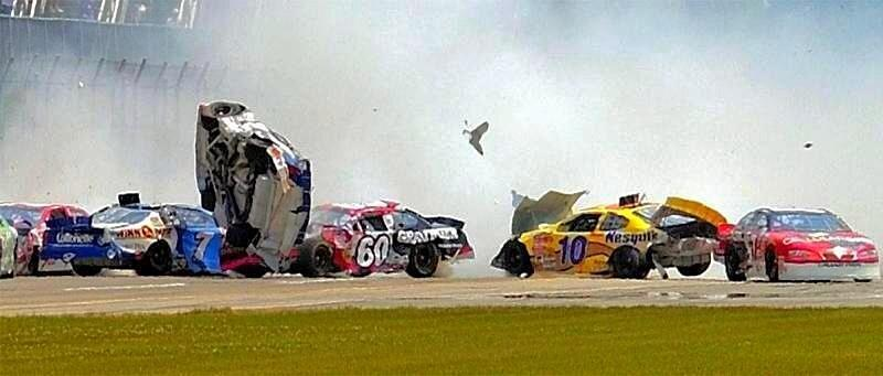 NASCAR | Talladega 2002: the biggest one 3