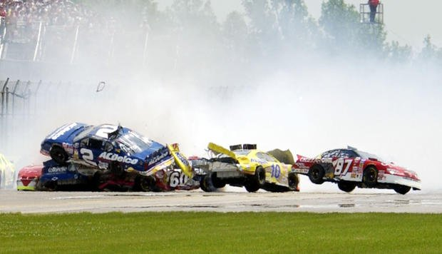 NASCAR | Talladega 2002: the biggest one 2