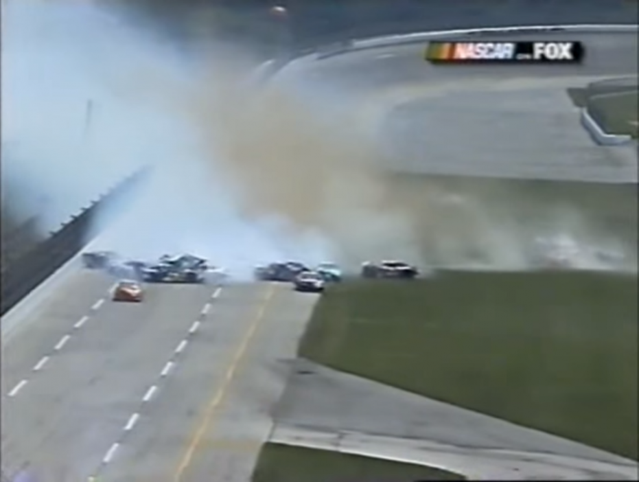 NASCAR | Talladega 2002: the biggest one 1