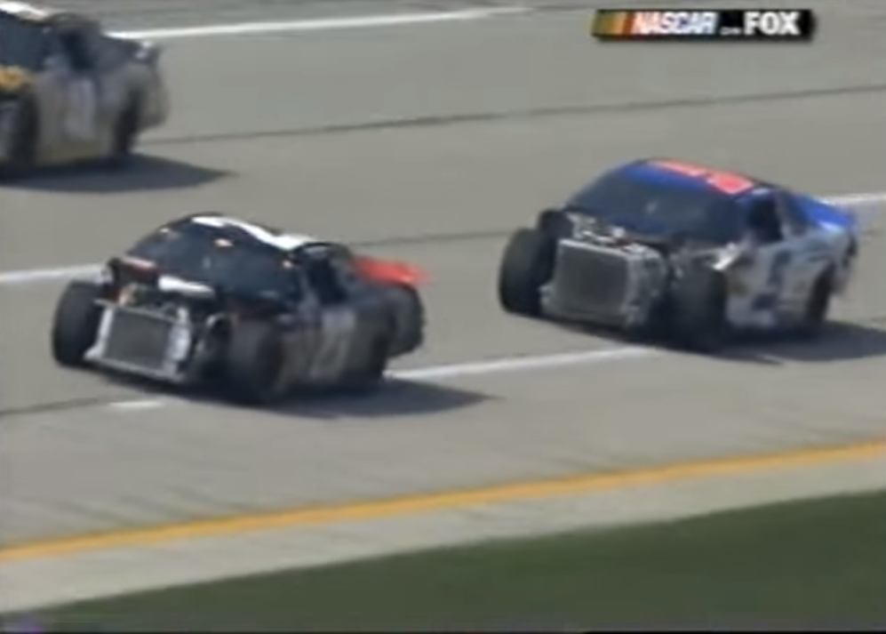 NASCAR | Talladega 2002: the biggest one 4